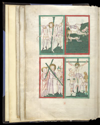 Scenes From The Passion Of Christ, In James Le Palmer's Encyclopaedia 'All Good Things'
